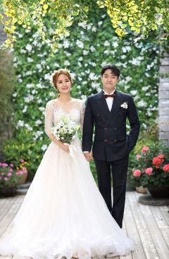 [우리 결혼해요] 신랑 신동우 신부 이유선