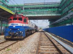 태풍 '마이삭'으로 운행 중단했던 영동선 열차운행 14일부터 재개