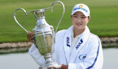 이미림, 짜릿한 18번 홀 칩인 이글…ANA 인스피레이션 우승