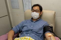 103회·35회째… 코로나에도 멈추지 않는 '헌혈 열정' 두 사람
