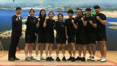 경북개발공사 역도팀, 단일대회 최고 메달 기록 경신