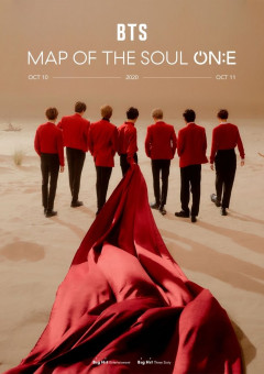 BTS 내달 콘서트, 오프라인 공연 없이 온라인으로만 진행