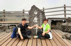부부 산행가 김기영·허향씨, 올 들어 51번째 산행…
