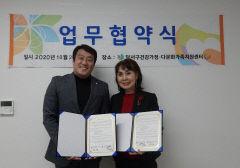소비자교육중앙회 대구지부와 달서구가족지원센터 업무협약 체결