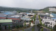 봉화 유성콘테크, 지역 원료로 고품질 블록 생산