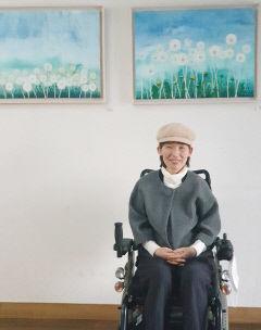 [동네뉴스] 그림으로 세상과 소통하는 화가  '정을 그리다'
