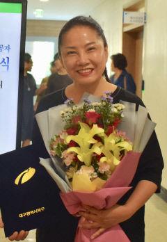 [동네뉴스] 백금화 자원봉사자