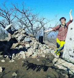 [동네뉴스] 스마트폰 세상보기…김천 황악산 정상의 염소부부