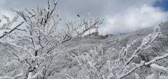 [포토뉴스] 눈 내린 팔공산