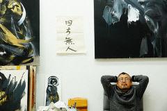 [人生劇場 소설 기법의 인물스토리] `검은 눈물`의 화가 김길후