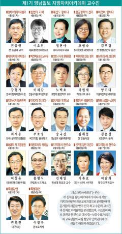 [알림] 제1기 영남일보 지방자치아카데미 수강생 모집