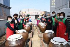 작은 옹기 속 따뜻한 이웃의 온기...대구 동구 신암2동 '우리 마을 장독대' 행사 열려