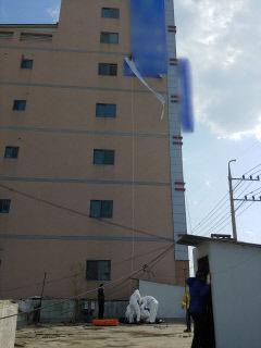 대구 서구 요양원 건물 7층서 작업하던 40대 남성 추락사