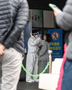 [포토뉴스] 계속되는 코로나19 선별검사