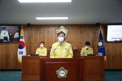 우충무 영주시의회 의원, 어린이 교통안전 문제 대책 마련 촉구