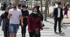 이스라엘 실외마스크 착용 의무 해제