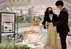 [포토뉴스] '빈센조 백' 조이그라이슨 할인 판매