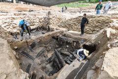 [포토뉴스] 신라시대 목간 출토된 대구 팔거산성 유적지