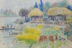 [김남희의 그림 에세이] 양달석 '소와 목동'