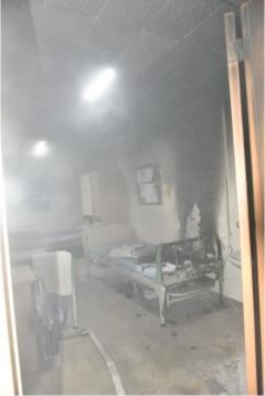 대구 동구 효목동 병원서 지난밤 방화로 불...환자 수십명 대피 소동