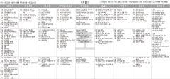 5월8일(토) TV 편성표