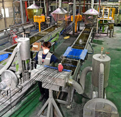 [대구경북에 이런 기업이 .11] 루소, 폐플라스틱 재활용해 가전용 특수기능성합성수지 생산