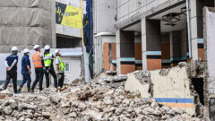 [포토뉴스] 대구시, 건물 철거 현장 긴급점검 시작