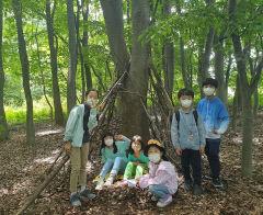 [동네뉴스] 어린이들 즐겁게 자연을 배우다... 대구 달성습지 자연학교 '새들아 머하니?'