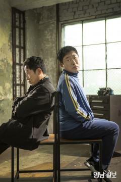 대구 관객 앞에 서는 배우 이문식