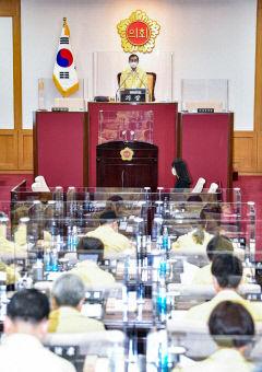 대구시의회 21일 제284회 임시회 폐회···안건 34건 처리