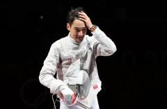 [도쿄 올림픽] 펜싱 사브르 남자 개인 김정환 동메달 획득...2회 연속 개인전 메달