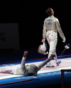 [도쿄 올림픽] 김정환 펜싱 사브르 4강 진출, 세계 1위 오상욱 실패