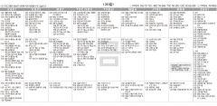 7월30일(금) TV 편성표
