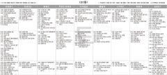 8월28일(토) TV 편성표