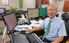 [이영란의 스위치] '법조계 스티브 잡스' 강민구 서울고법 부장판사