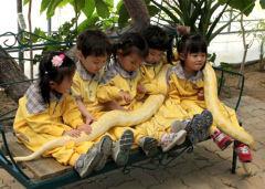[구미 가볼만한 곳] 어린이가 직접 만지면서 동물과 교감하는 구미 '쥬쥬동산'