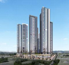 '힐스테이트 동인' 14일 1순위(해당지역) 청약...대단지 프리미엄·입주 전 전매 가능