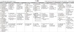 9월19일(일) TV 편성표