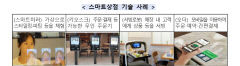 대구·포항 상가 6곳, 정부 추진 스마트기술 도입 시범상가로 선정