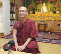 [동네뉴스] 대구 미얀마 사원 한국인 디라 스님