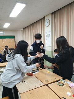 [동네뉴스] 대구 와룡고 학생들의 '마음 챙김의 날'
