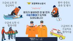 포항 시골에 구급기동대 배치…포항북부소방서, 경북형 구급출동 체계 운영