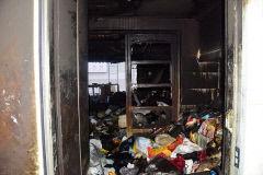 대구의 한 빌라에서 24일 새벽 화재 발생...60대 남성 1명 숨져