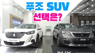 `푸조` 신차 vs 베스트 셀링카 비교해보니…