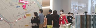 동대구역 화성파크드림, 역세권·몰세권·의세권 3박자 만족감