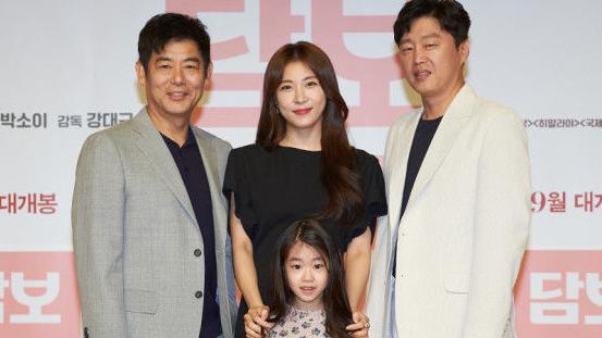 `담보` 하지원·성동일 ``마음 따뜻해지는 보물 같은 영화``