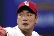 김광현, 3⅔이닝 3실점…리드는 지켰지만 승리 기회는 놓쳐