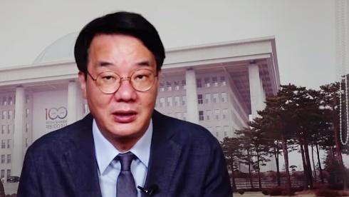 """[송국건의 혼술] 국감장에서 폭발한 윤석열, """"절대 사퇴 안 한다"""""""