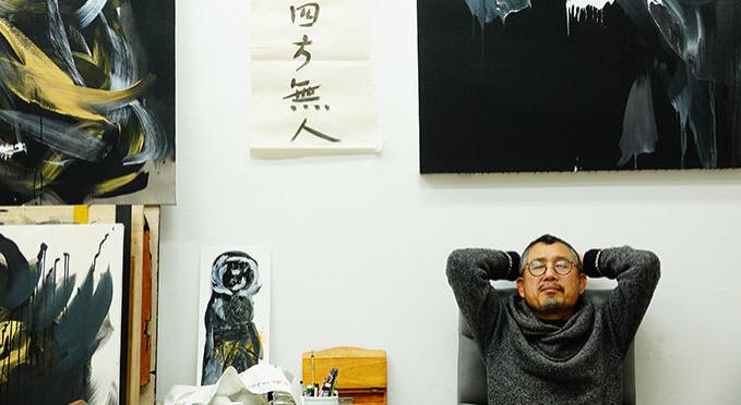 [人生劇場 소설 기법의 인물스토리] '검은 눈물'의 화가 김길후