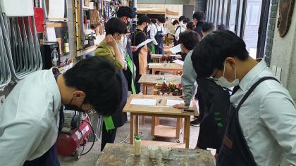 대구지역 직업계 고등학교 맞춤형 진로직업 교육으로 `취업 문` 활짝